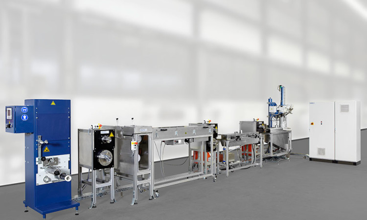 Fotograf Industrie-Anlagen